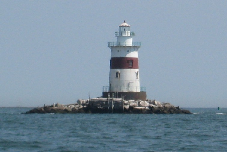 Latimer Light near Stonington