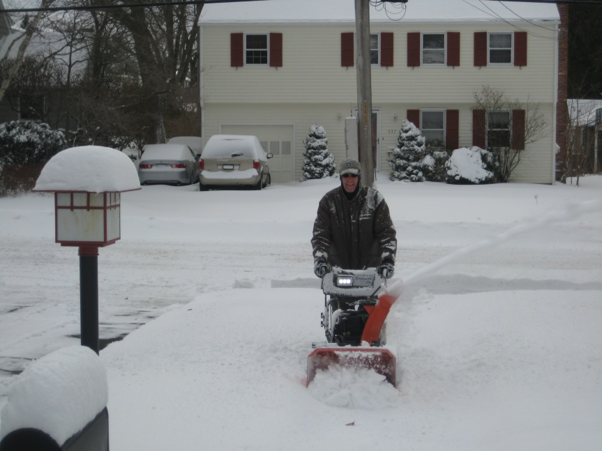 Glad we bought the big snowblower a few years ago!