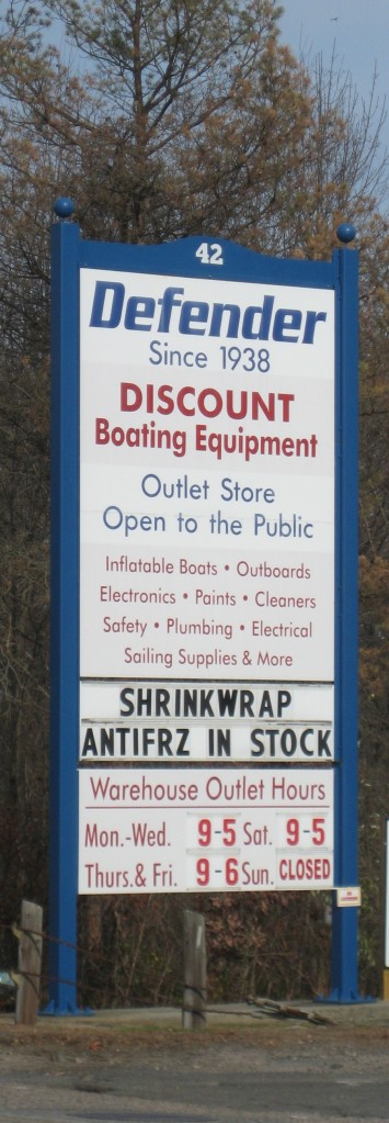 Home Depot for boaters.
