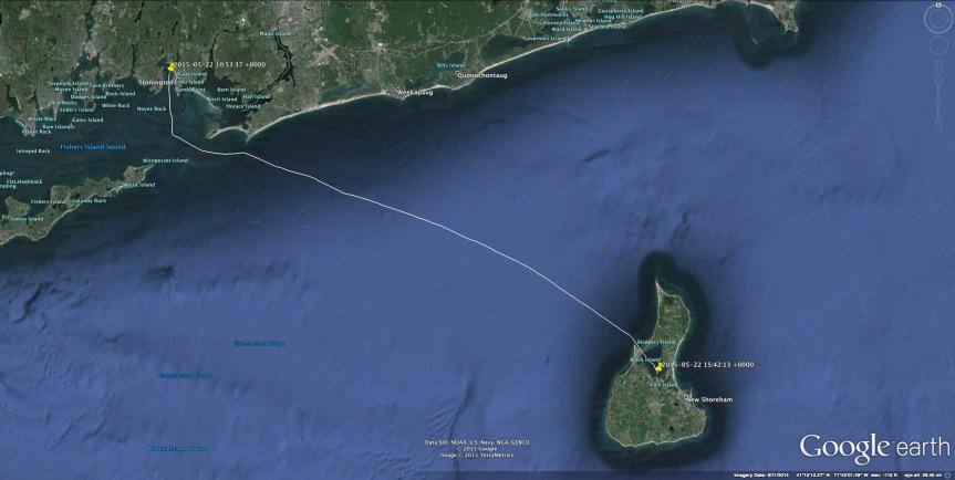 Stonington to Block Island